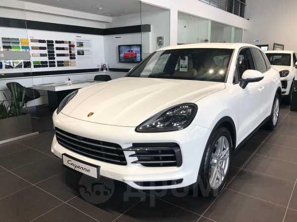 Porsche Cayenne, 2019 год, 6 180 000 руб.