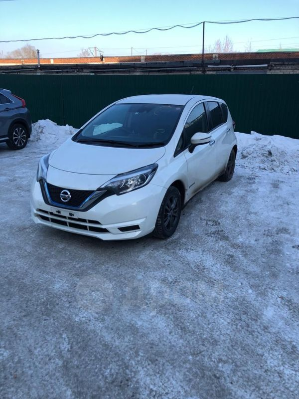 Nissan Note, 2016 год, 850 000 руб.