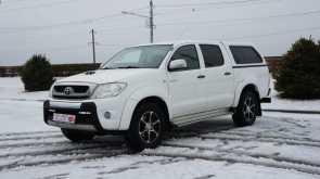 Астрахань Hilux Pick Up 2011