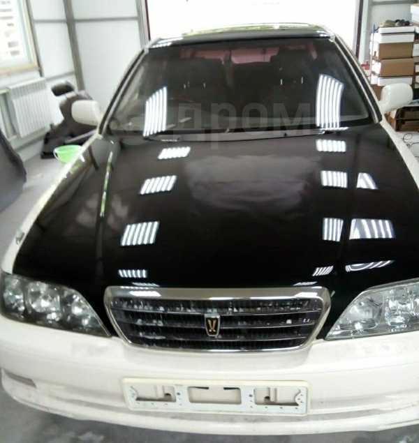 Toyota Cresta, 2001 год, 160 000 руб.