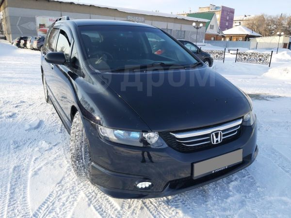 Honda Odyssey, 2004 год, 545 000 руб.
