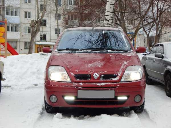 Renault Scenic, 2003 год, 210 000 руб.