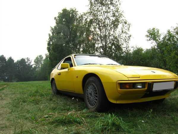 Porsche 924, 1979 год, 330 000 руб.