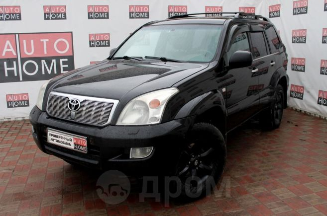 Toyota Land Cruiser Prado, 2003 год, 684 990 руб.