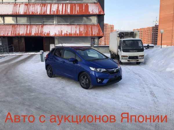 Honda Fit, 2016 год, 825 000 руб.