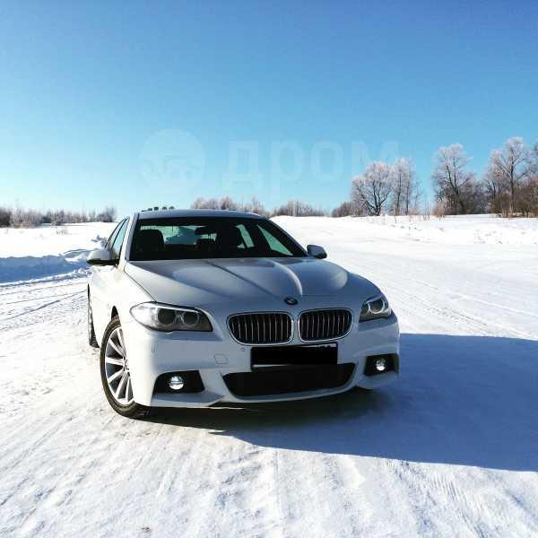 BMW 5-Series, 2014 год, 1 700 000 руб.