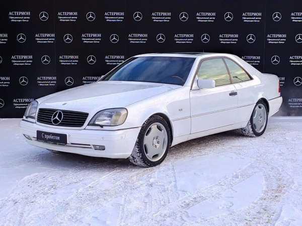 Mercedes-Benz CL-Class, 1998 год, 700 000 руб.