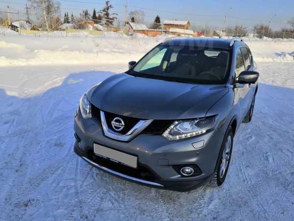 Nissan X-Trail, 2017 год, 1 350 000 руб.