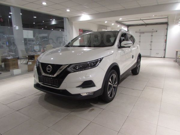Nissan Qashqai, 2019 год, 1 810 000 руб.