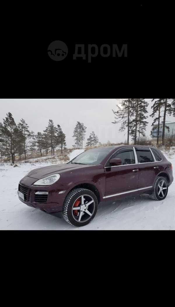 Porsche Cayenne, 2007 год, 999 000 руб.