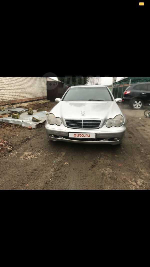 Mercedes-Benz C-Class, 2001 год, 200 000 руб.