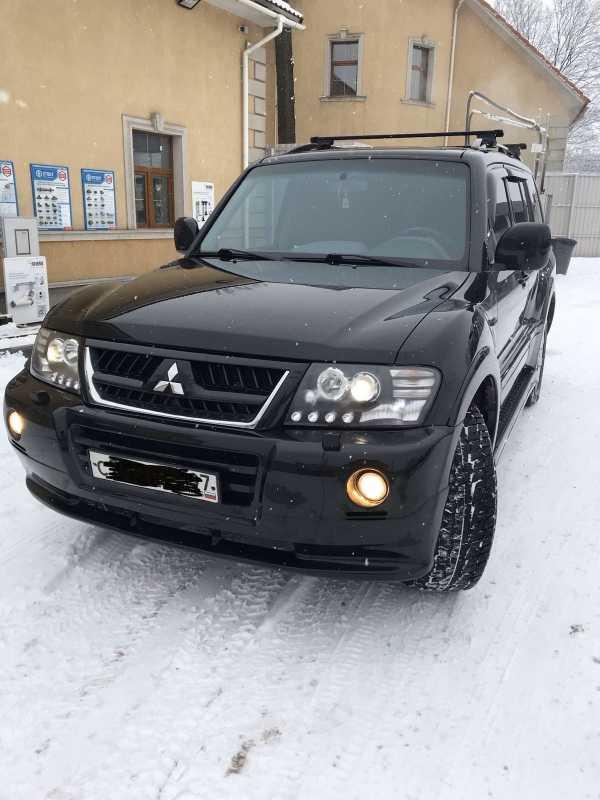 Mitsubishi Pajero, 2004 год, 630 000 руб.
