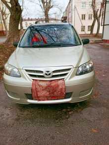 Липецк Mazda MPV 2005