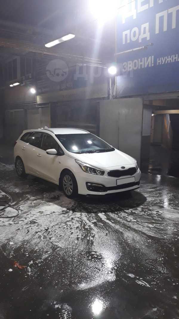 Kia Ceed, 2018 год, 885 000 руб.