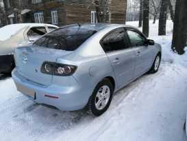Топчиха Mazda3 2006