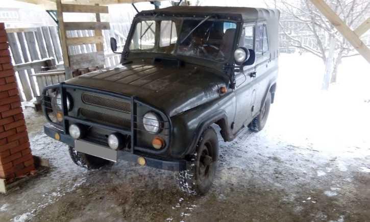 УАЗ 469, 1993 год, 85 000 руб.