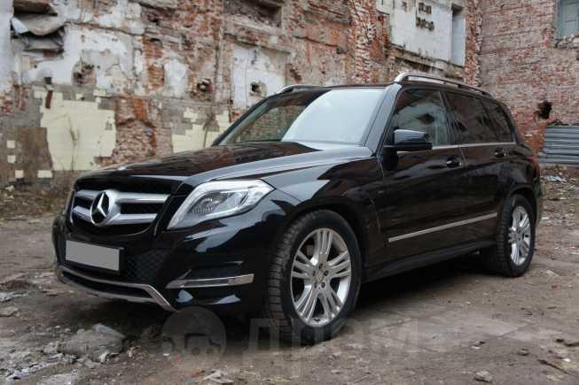 Mercedes-Benz GLK-Class, 2012 год, 1 140 000 руб.