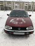 Volkswagen Golf, 1994 год, 62 000 руб.