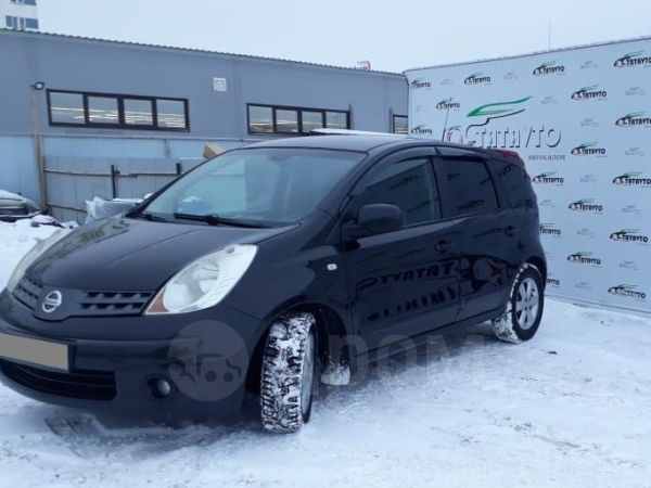 Nissan Note, 2007 год, 257 000 руб.
