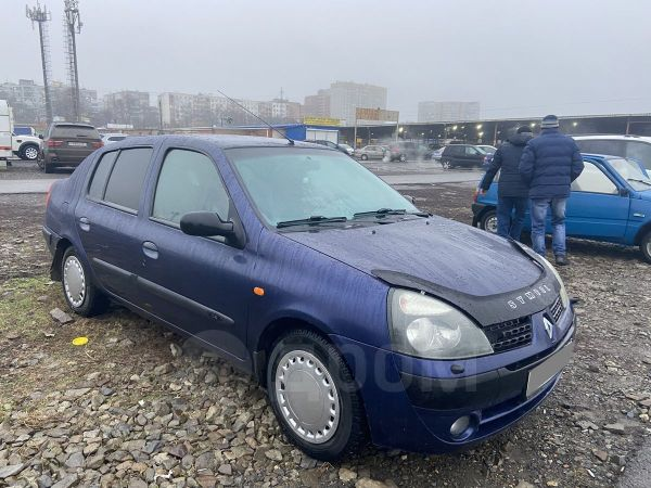 Renault Symbol, 2004 год, 165 000 руб.