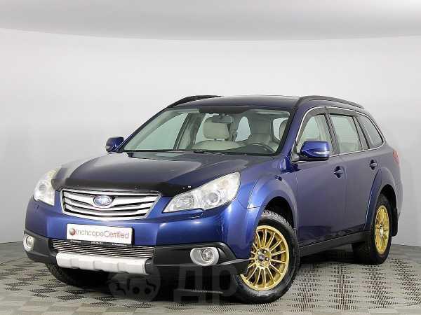 Subaru Outback, 2009 год, 749 000 руб.