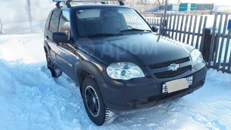Chevrolet Niva, 2012 год, 346 000 руб.