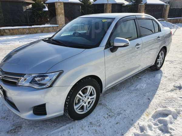 Toyota Corolla Axio, 2014 год, 575 000 руб.