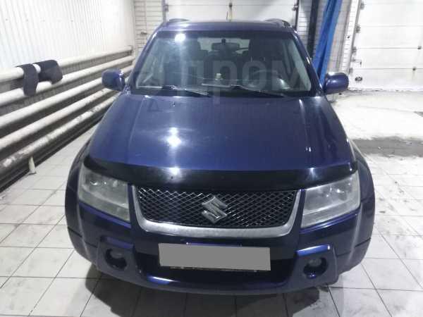 Suzuki Grand Vitara, 2005 год, 595 000 руб.