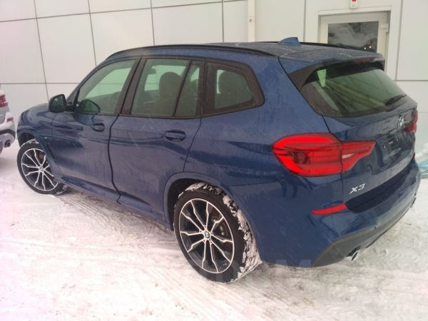 BMW X3, 2019 год, 3 990 000 руб.