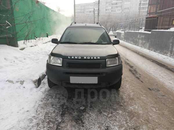 Land Rover Freelander, 2003 год, 270 000 руб.