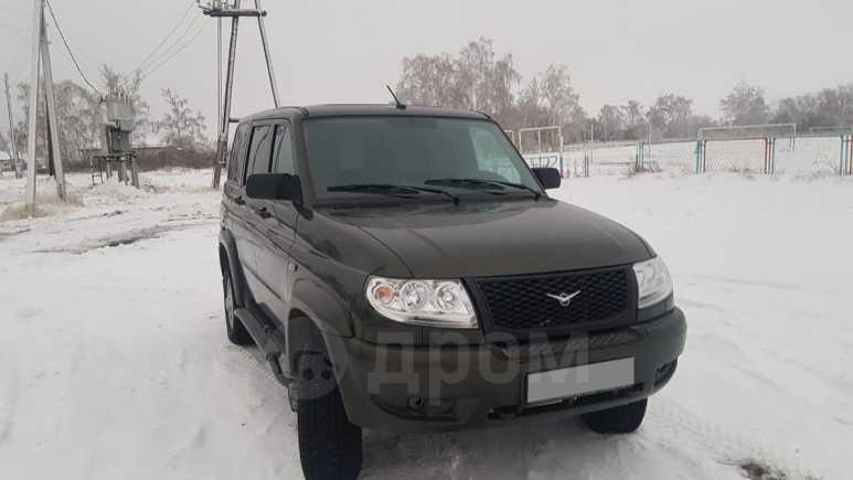 УАЗ Патриот, 2014 год, 370 000 руб.