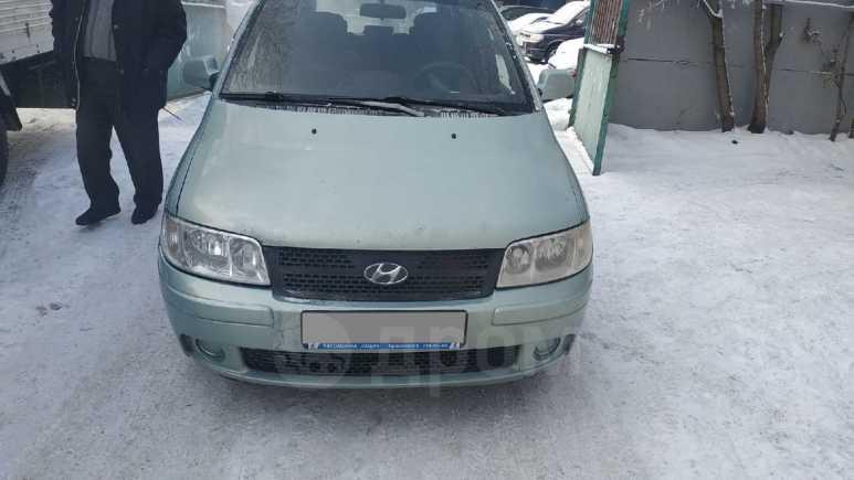 Hyundai Matrix, 2005 год, 150 000 руб.