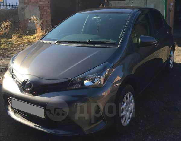 Toyota Vitz, 2014 год, 555 000 руб.