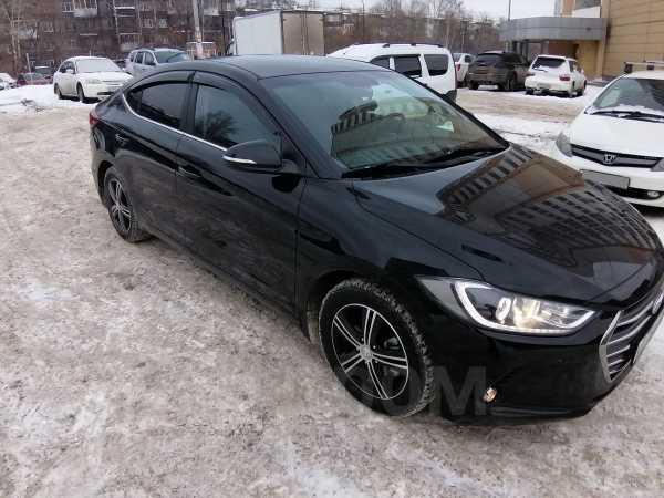Hyundai Elantra, 2018 год, 1 200 000 руб.