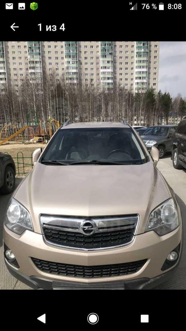 Opel Antara, 2012 год, 700 000 руб.