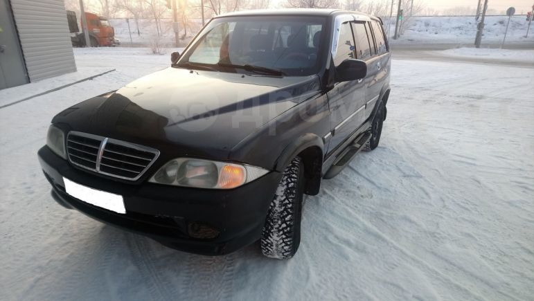 SsangYong Musso, 2000 год, 300 000 руб.