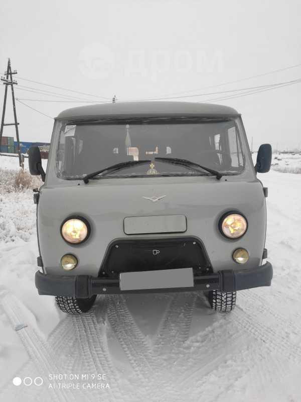 УАЗ Буханка, 2016 год, 500 000 руб.