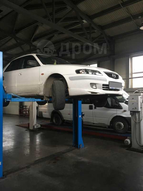 Mazda Capella, 2000 год, 173 000 руб.