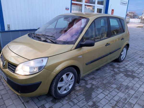 Renault Scenic, 2005 год, 280 000 руб.