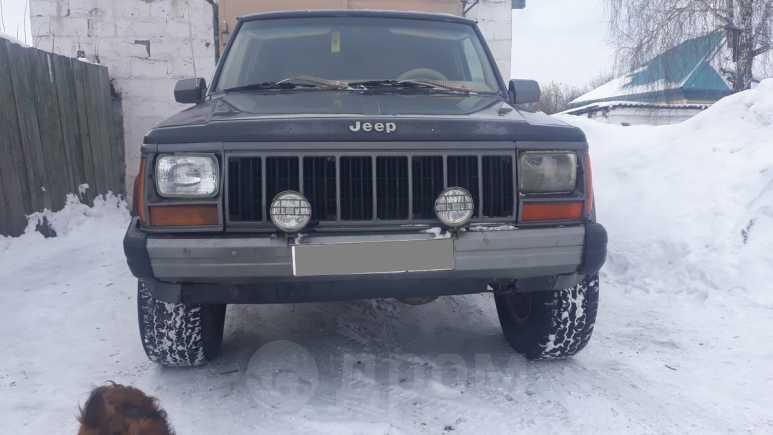 Jeep Cherokee, 1993 год, 160 000 руб.