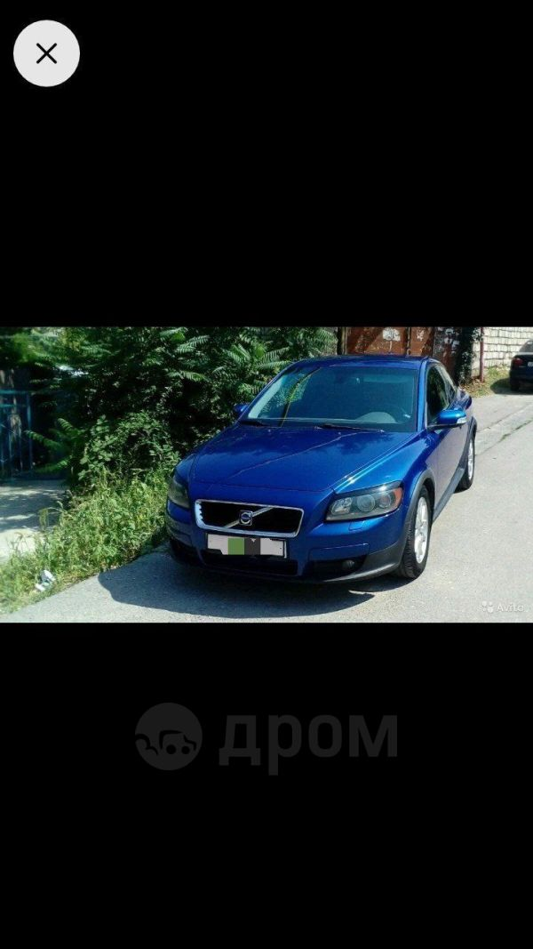 Volvo C30, 2007 год, 350 000 руб.