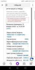 Chery Tiggo T11, 2006 год, 170 000 руб.
