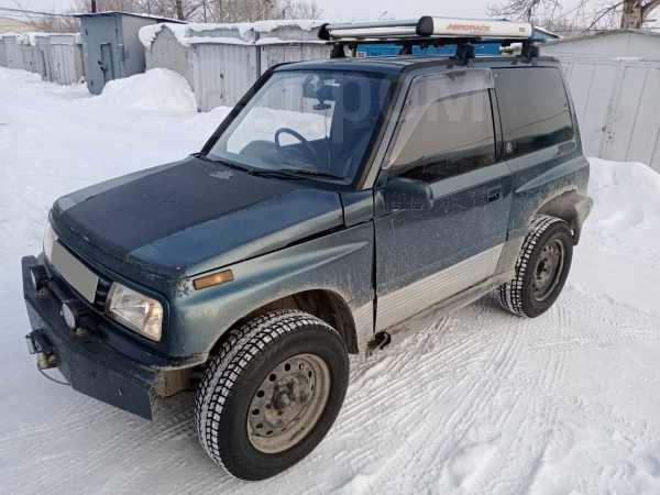 Suzuki Escudo, 1991 год, 115 000 руб.