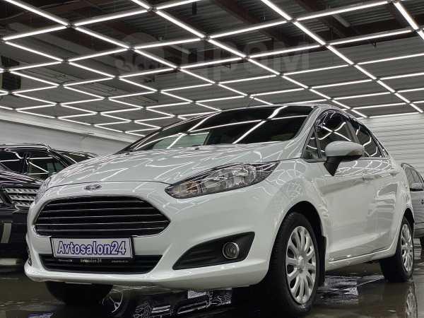 Ford Fiesta, 2016 год, 449 999 руб.
