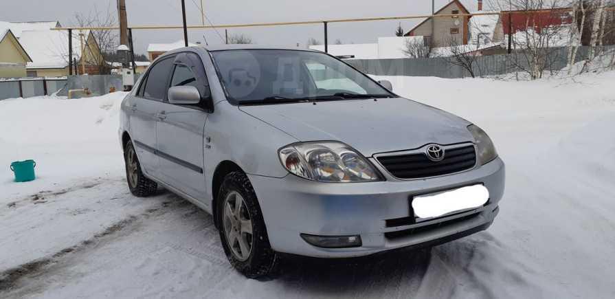 Toyota Corolla, 2003 год, 400 000 руб.