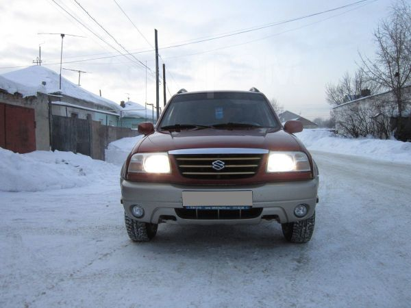 Suzuki Grand Vitara, 2003 год, 480 000 руб.