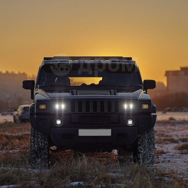 Hummer H2, 2003 год, 1 160 000 руб.