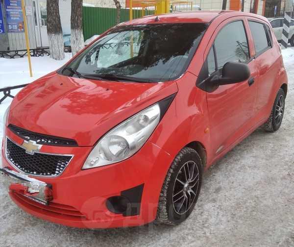 Chevrolet Spark, 2011 год, 220 000 руб.