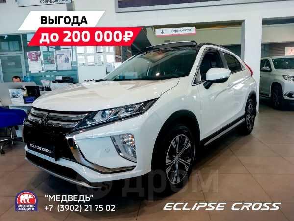Mitsubishi Eclipse Cross, 2019 год, 2 316 000 руб.