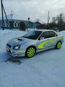 Омск Impreza WRX 2004